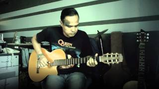 Video Potret (Akim & The Majistret) - Fingerstyle Cover Instrumental Acoustic Akustika MP3, 3GP, MP4, WEBM, AVI, FLV November 2018
