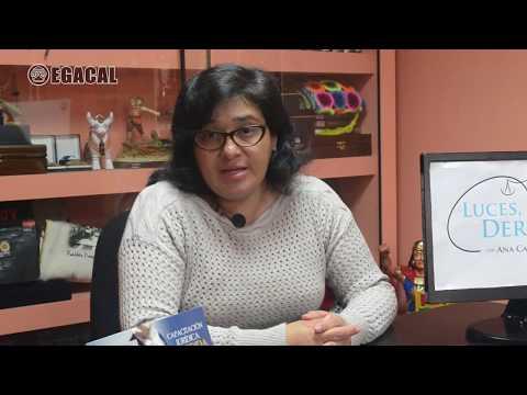 Programa 40 - La apelación de la detención preliminar - Luces Camara Derecho - EGACAL
