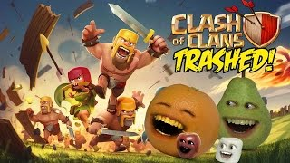 Nonton Annoying Orange   Clash Of Clans  Flight Of The Barbarian Trailer Trashed   Film Subtitle Indonesia Streaming Movie Download