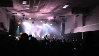 Kasabian performing 'Fire' at Edinburgh Corn Exchange Thursday 20th August 2015
