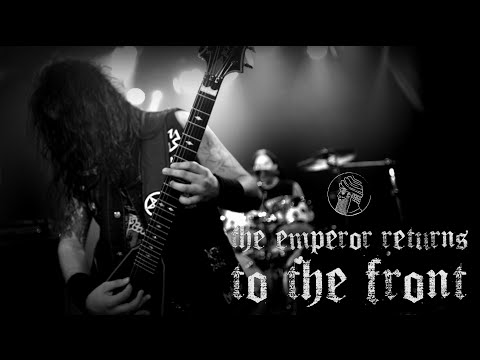 HAMMURABI - The Emperor Returns to the Front [Official Video]