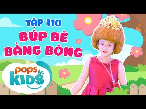 Mầm Chồi Lá Tập 110 - Búp Bê Bằng Bông | Nhạc thiếu nhi hay cho bé | Vietnamese Kids Song - Thời lượng: 13:28.