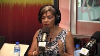 Maria Elena Nuñez comenta muerte de dos mujeres en Ocoa