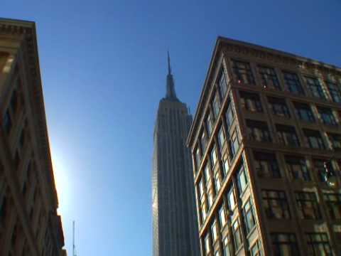 new york - City guide of New York narrated in English. You can watch full length video on http://www.creativesystemservices.net/english/products1.html.