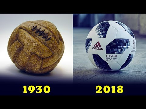 FIFA -Evolution of Footballs