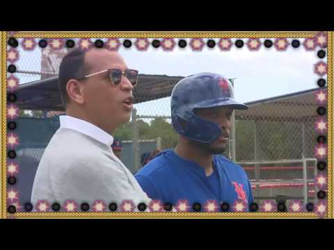Video: Alex Rodriguez