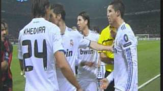 Video Cristiano Ronaldo vs Abate ( Milan - Real Madrid 3-11-2010 ) MP3, 3GP, MP4, WEBM, AVI, FLV Agustus 2017