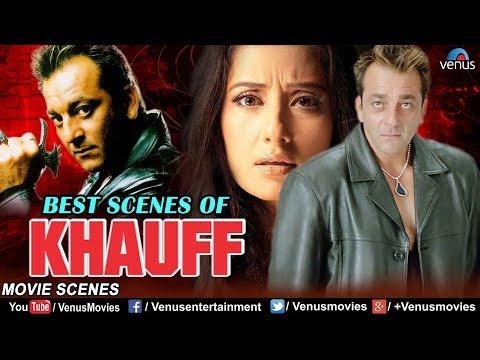 Best Scenes Of Khauff | Sanjay Dutt Movies | Manisha Koirala | Best Bollywood Movie Scenes