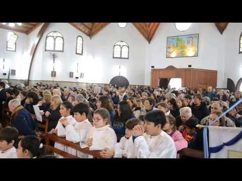 Festejo Diocesano de Corpus Christi – 28 de mayo 2016