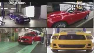 Ford Mustang Español
