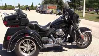 5. Used 2012 Harley Davidson Tri Glide Ultra Classic Trike for sale