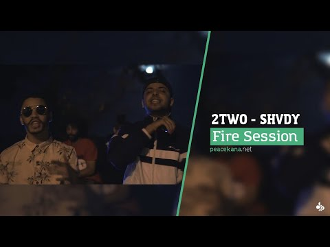 2TWO - SHVDY : FIRE SESSION FOR PEACEKANA 🔥 (Special guest : Nawres Al Khalsi)