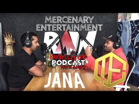 Building Culture Through Stories   Mercenary Entertainment : Jana Jegathesan - Podcast Episode 82
