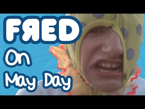 FRED - (1.1) Fred tries to be nice by giving people in his neighborhood MAY DAY BASKETS! IT'S HACKIN HERE!! http://FredFigglehorn.com !! http://KevBlazeStuff.com Oh...