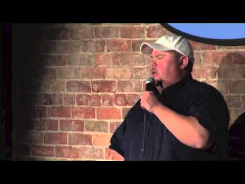 Comedian Todd Johnson - Spiders