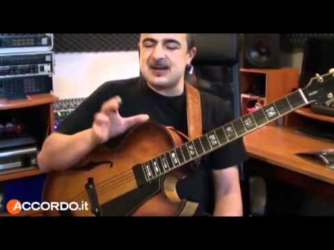 Paolo Annessi - chitarra jazz