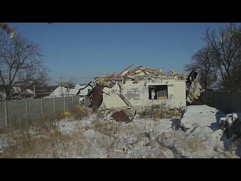 Αναζωπυρώθηκαν οι συγκρούσεις στην ανατολική Ουκρανία