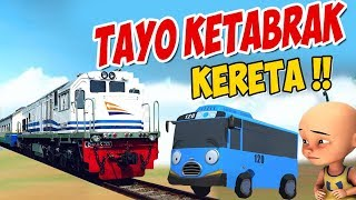 Video Tayo ketabrak Kereta , Upin ipin sedih GTA Lucu MP3, 3GP, MP4, WEBM, AVI, FLV November 2018