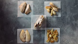 How to Use Every Part of a Whole Chicken by Tastemade