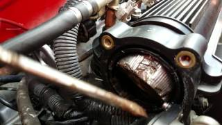 9. Air restrictor removal yamaha deluxe vx110 diy