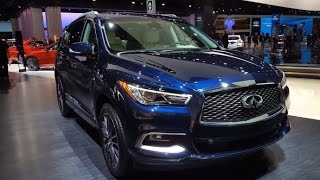 2017 Infiniti QX60 Review – Walkaround, Features & Specifications