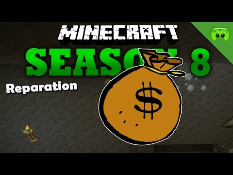 REPARATION «» Minecraft Season 8 # 191 | HD