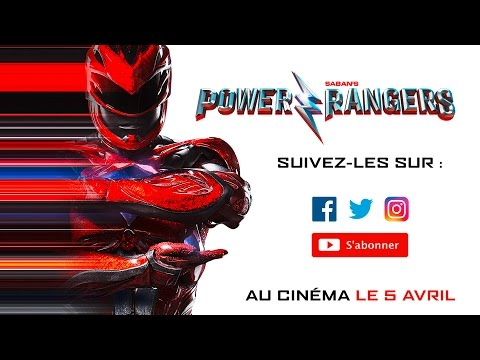 POWER RANGERS - Teaser VF