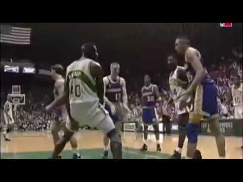 shawn kemp - Shawn Kemp had a great NBA career and he was one of the best dunkers in NBA history. He spent his formative years with Seattle Supersonics received lots of g...