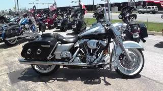 7. 727237 - 2003 Harley Davidson Road King Classic   FLHRCI - Used motorcycles for sale