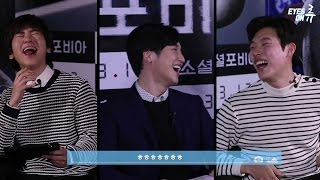 Eng Sub  Socialphobia S Cross Interview With Ryu Jun Yeol            Byun Yo Han  Lee Joo Seung