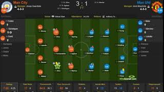Video Manchester United vs Manchester City 4-5 - Highlights & Goals Resumen & Goles (Last Matches) HD MP3, 3GP, MP4, WEBM, AVI, FLV April 2019