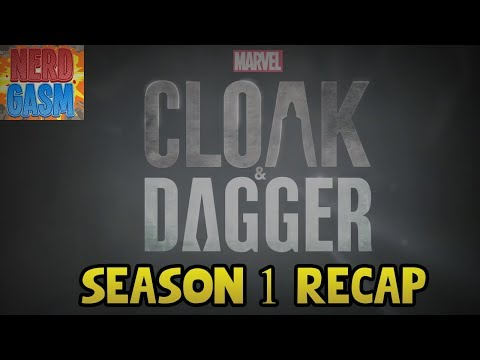 Cloak and Dagger Season 1 Recap