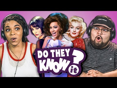 Video DO COLLEGE KIDS KNOW MOVIE MUSICALS? (REACT: Do They Know It?) download in MP3, 3GP, MP4, WEBM, AVI, FLV January 2017