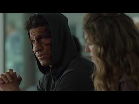 Goodbye scene between Frank and Amy from The Punisher, Season 2, Episode 13