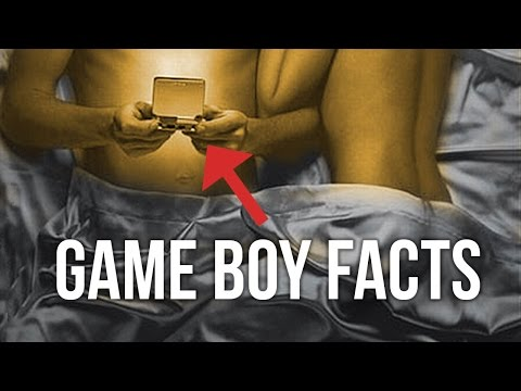 Top 10 Gameboy Facts You Probably Didn't Know