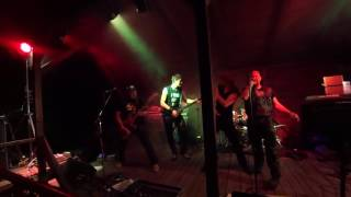 Video Nukleár- Highway to hell (AC/DC cover) LIVE