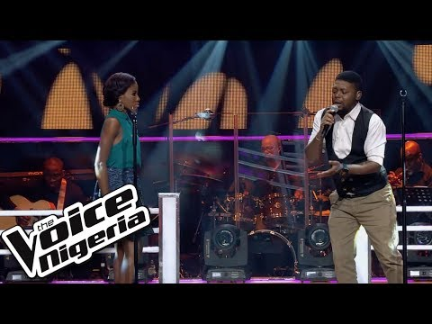 "Efezino Vs Daniel - ""Awe"" / The Battles / The Voice Nigeria Season2"