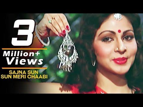 Video Sajna Sun Sun Meri Chaabi - Rishta Kagaz Ka | Rati Agnihotri , Raj Babbar | Lata Mangeshkar download in MP3, 3GP, MP4, WEBM, AVI, FLV January 2017