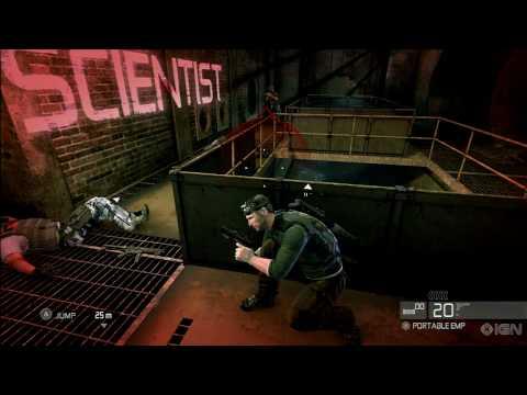 Splinter Cell: Conviction Review (видео)