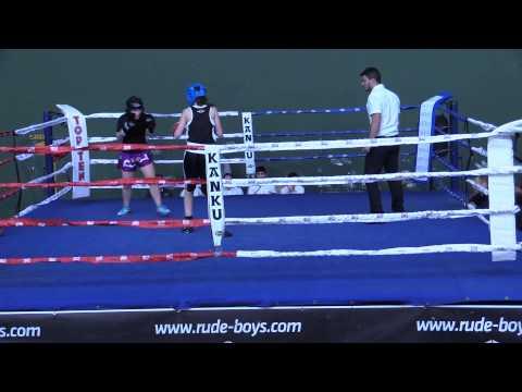 Invictus Boxeo Combate 2 (asalto 3)