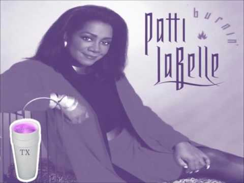 Patti Labelle Somebody Loves You Baby Screwed&CHopped