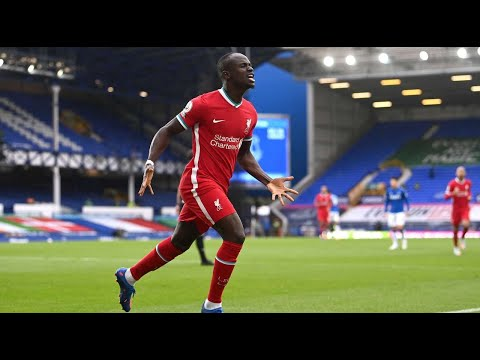 Everton vs Liverpool 2 2 / All goals and highlights / 17.10.2020 / ENGLAND - Premier League / EPL