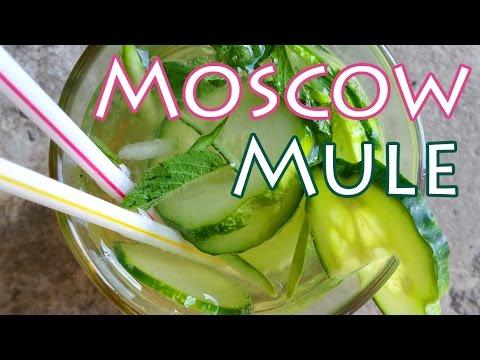 Moscow Mule + Rezept und Geschichte ++ The Krauts