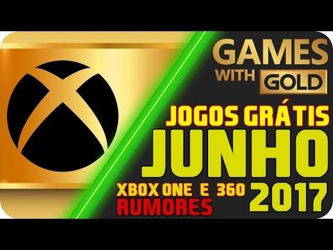 Jogos Grátis Xbox LIVE Gold JUNHO 2017 [rumores]