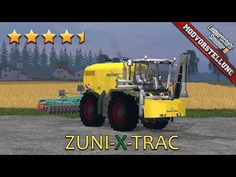 Zuni X Trac Tools v2.0