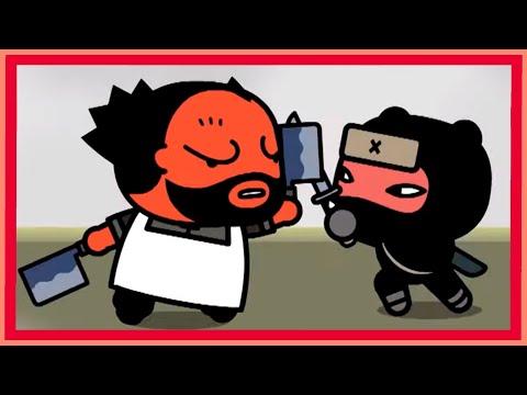 PUCCA | ¡Secuestro de cocineros! Primera parte | EN ESPAÑOL | 02x16