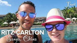 Sanya China  city photos : Ritz Carlton Tour in Sanya, China.