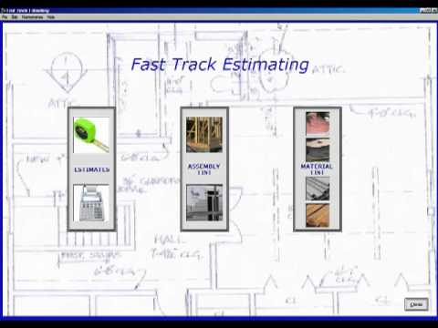 Introducing the Fast Track Estimating Software