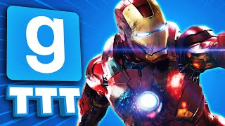 HOW TOUGH IS IRON MAN? | Gmod TTT
