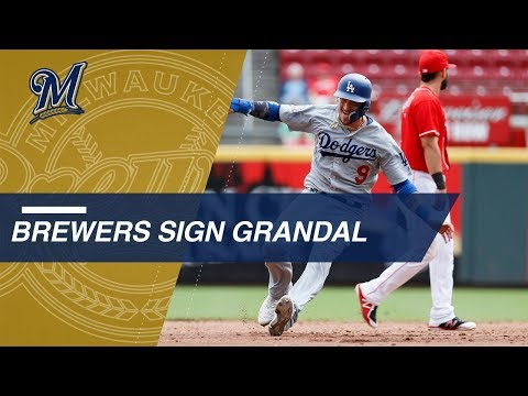Video: Yasmani Grandal enters free agency
